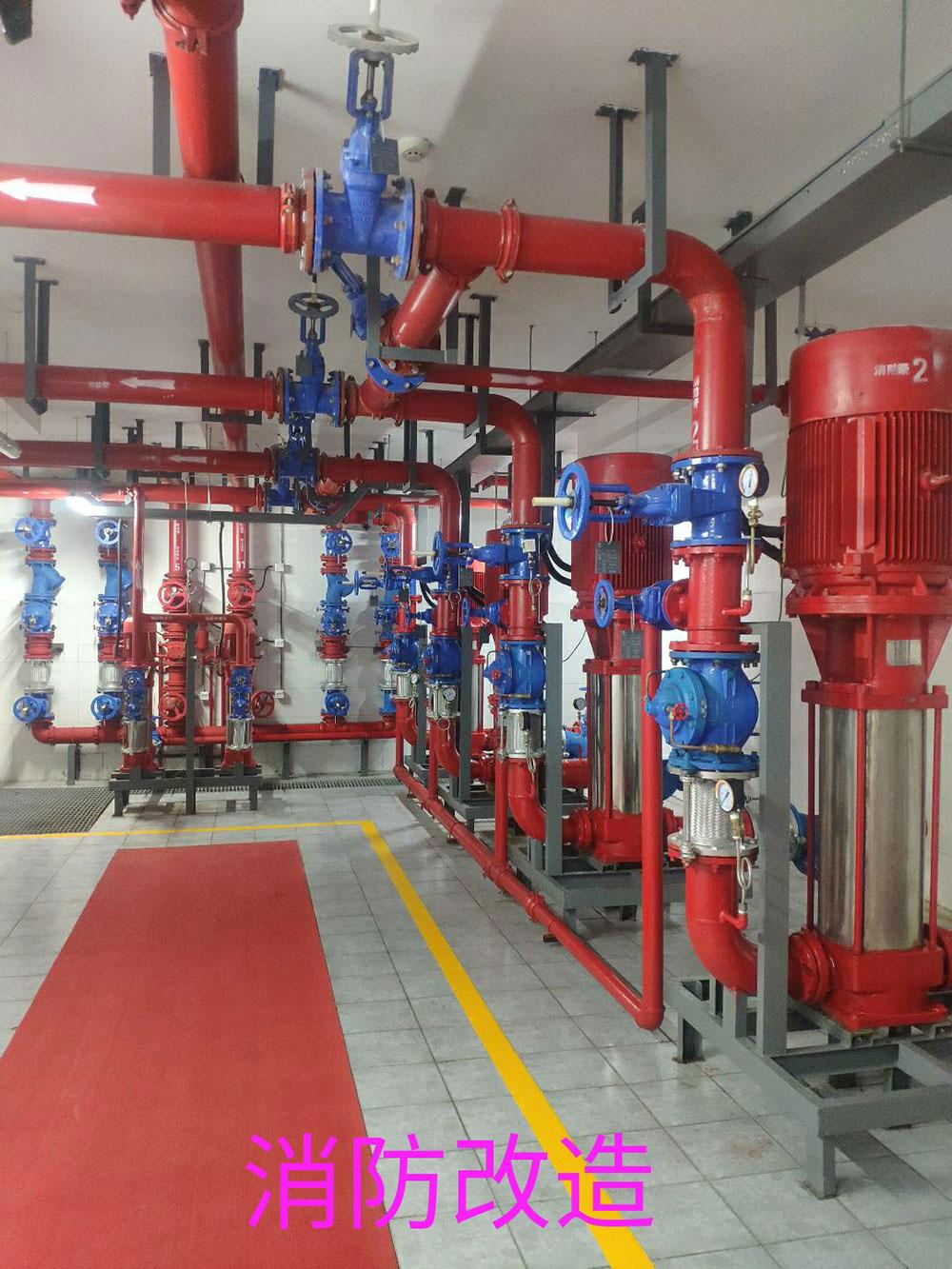 气体灭火系统的维护保养您知道哪些?